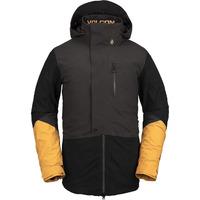 Veste De Ski/snow Volcom Bl Stretch Gore-tex Noir Homme