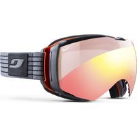 Masque De Ski/snow Julbo Aerospace Gris Zebra Light Red