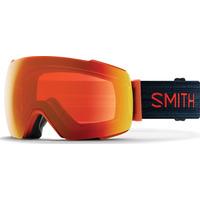 Masque De Ski/snow Smith I/o Mag Chromapop Sn Red Mir Cat 2 - Cat 1  Homme Rouge