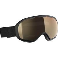 Masque De Ski/snow Scott Fix Ls Black/light Sensitive Bronze Chrome Cat 1-2 A 3