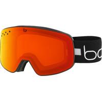 Masque De Ski/snow Bollé Nevada Matte Black Photochromique