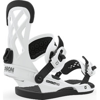 Fixations De Snowboard Union Contact Pro Homme Blanc