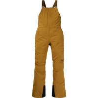 Pantalon De Ski/snow Gore-tex Burton [ak] 3l Kimmy Bib Orange Femme