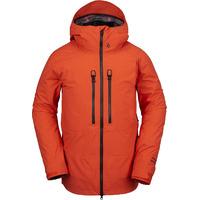 Veste De Ski/snow Volcom Guide Gore-tex Orange Homme