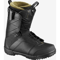 Boots De Snowboard Salomon Faction Black
