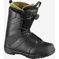 Boots De Snowboard Salomon Faction Boa Black