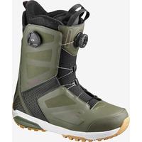 Boots De Snowboard Salomon Dialogue Focus Boa Olv/fi
