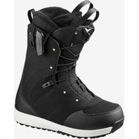 Boots De Snowboard Salomon Ivy Black/bk/pale Lime