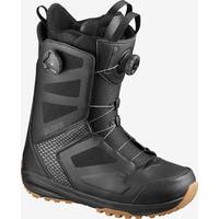 Boots De Snowboard Salomon Dialogue Focus Boa Bk/bk