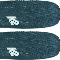 Pack Ski K2 Mindbender 98 Ti + Fixations Alliancesquire 11 Id Femme Bleu