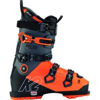 Chaussures De Ski K2 Recon 130 Mv Gripwalk Orange-black Homme