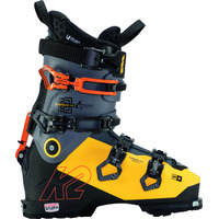 Chaussures De Ski K2 Mindbender 130 Jaune Homme