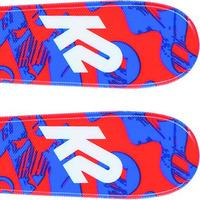 Pack Ski K2 Indy + Fixations Fdt 4.5 Set Fille