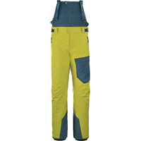Pantalon Membrane Millet Meije 3l Removable Bib Wild Lime-orion Blue Homme