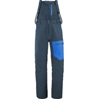 Pantalon Membrane Millet Meije 3l Removable Bib Abyss-orion Blue Homme