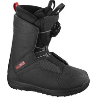 Boots De Snowboard Salomon Faction Rtl Boa Bk/bk/red Homme