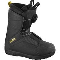 Boots De Snowboard Salomon Faction Rtl Boa Bk/bk/ye Homme