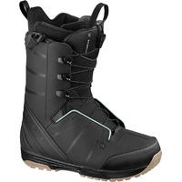 Boots De Snowboard Salomon Malamute Bk/bk/sterling B Homme