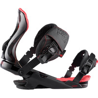 Fixations De Snowboard Rossignol Cobra Black S/m Noir Homme
