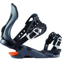 Fixations De Snowboard Rossignol Cobra Rtl M/l Gris Homme