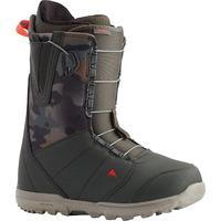 Boots De Snowboard Burton Moto Dark Green/camo Homme