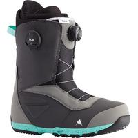 Boots De Snowboard Burton Ruler Boa Gray/teal Homme