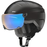 Casque De Ski Atomic Savor Gt Visor Photo Black Mixte