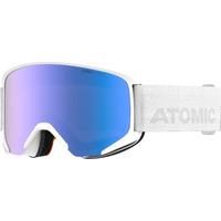 Masque De Ski/snow Atomic Savor Photo White Cat.3-1 Mixte
