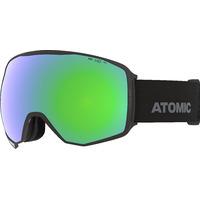 Masque De Ski/snow Atomic Count 360° Hd Black Cat.3-2 Mixte