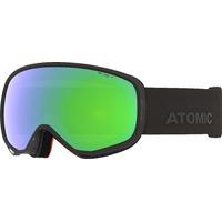 Masque De Ski/snow Atomic Count S 360° Hd Black Cat.3-2 Mixte