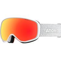 Masque De Ski/snow Atomic Count S 360° Hd White Cat.3-2 Mixte