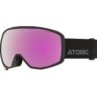 Masque De Ski/snow Atomic Count Hd Black Cat.3-2 Mixte