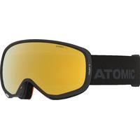Masque De Ski/snow Atomic Count S Stereo Black Cat.2 Mixte