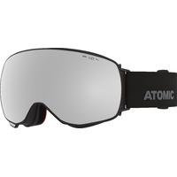 Masque De Ski/snow Atomic Revent Q Hd Black Cat.3-2 Mixte