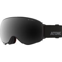 Masque De Ski/snow Atomic Revent Q Stereo Black Cat.3 Mixte