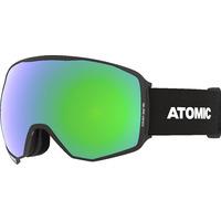 Masque De Ski/snow Atomic Count 360° Hd Rs Black Cat.3-2 Mixte