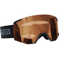 Masque De Ski/snow Salomon S/view Access Bk/univ. T.orang Homme