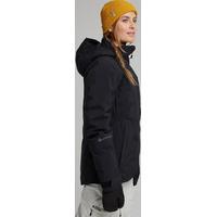 Veste De Ski/snow Burton Ak Gore-tex Flare Down True Black Femme