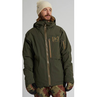 Veste De Ski/snow Burton Ak Gore-tex Helitack Stretch Forest Night Homme