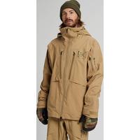 Veste De Ski/snow Burton Ak Gore-tex Stretch Hover Kelp Homme