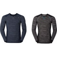 T-SHIRT ML EVO WARM BLACKCOMB - HOMME