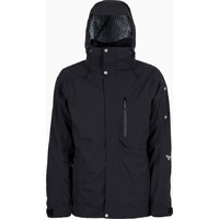 Corpus Insulated Stretch Jacket (black)