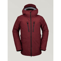 Ds Inf Gore-tex Jkt Burnt Red