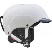 Contest Visor Ultimate Matt White Grey