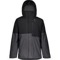Jacket Ms Ultimate Dryo 10 (black/dark Grey Melange)