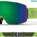 Masque de Ski I/O Mag - Flash - ChromaPop Sun Green Mirror
