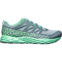 Chaussure Trail Femme Lycan - Stone Blue/Jade Green