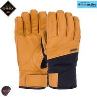 Gants Royal GTX Glove + Active - Marron