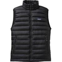 Down Sweater Vest Black
