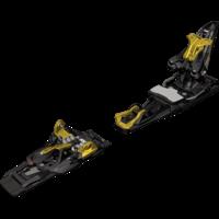 Fixations Ski Kingpin 10 Demo - 75/100Mm - Black Gold